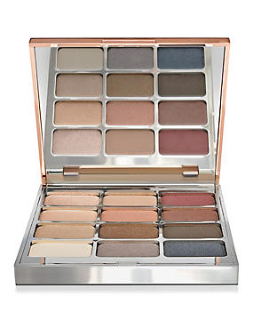 Eyes are the Window™ Palette 14g, SILVER, catlanding