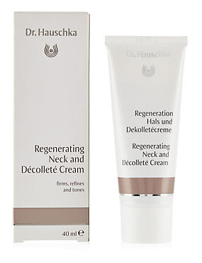 Regenerating Neck & Décolleté Cream 40ml