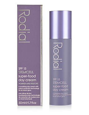 Super-Food Day Cream SPF 15 50ml