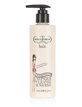 Perfectly Perfecting Wonder Cleanse & Nourish Cleansing Conditioner 250ml, , catlanding
