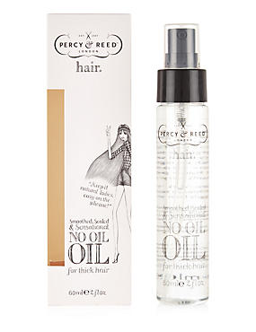 Smoothed, Sealed & Sensational No Oil, Oil (for Thick Hair) 60ml, , catlanding