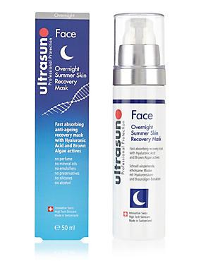 Overnight Summer Skin Recovery Mask 50ml, , catlanding