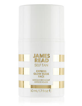 Express Glow Mask Tan Face 50ml
