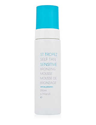 Sensitive Bronzing Mousse 200ml Home
