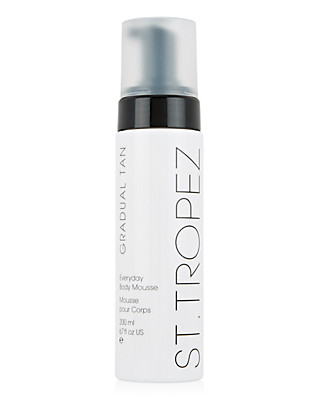 Gradual Tan Body Mousse 200ml Home
