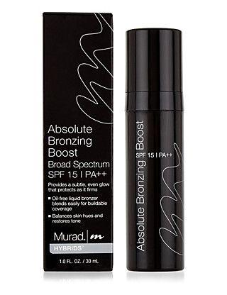 Absolute Bronzing Boost 30ml Home