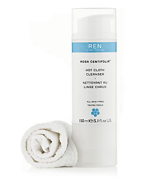 Hot Cloth Cleanser 150ml
