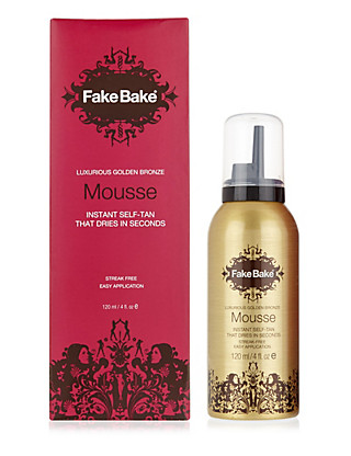 Instant Self Tan Mousse 120ml Home
