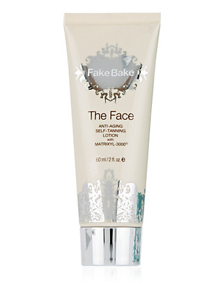 The Face Anti-Ageing Self Tanning Lotion with Matrixyl 3000® 60ml Home