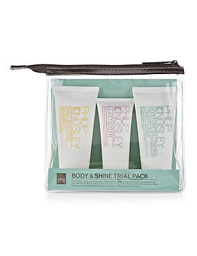 New Body & Shine Trial Pack
