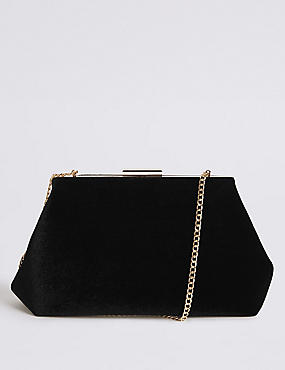 Large Frame Clutch Bag