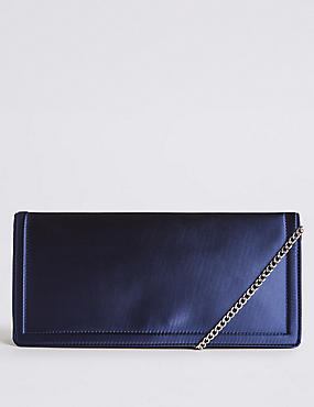 Elongated Clutch Bag