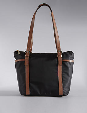 Double Pocket Tote Bag