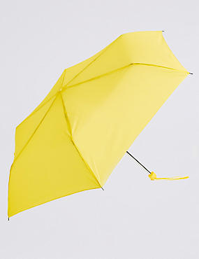 Compact Umbrella with Stormwear™, LIME, catlanding