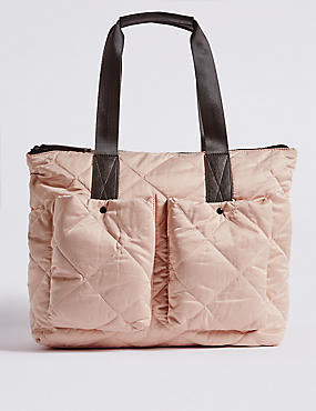 Quilted Shopper Bag with Stormwear™