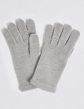Soft Knitted Gloves