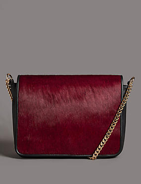 Leather Milly Shoulder Bag