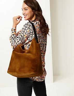 Faux Fur Shoulder Bag , GINGER, catlanding