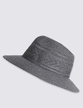Thermo Fedora Hat