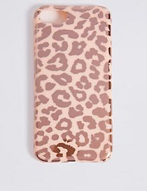 iPhone 7 Animal Print Phone Case