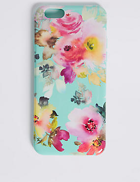 iPhone 6/6s Floral Print Phone Case