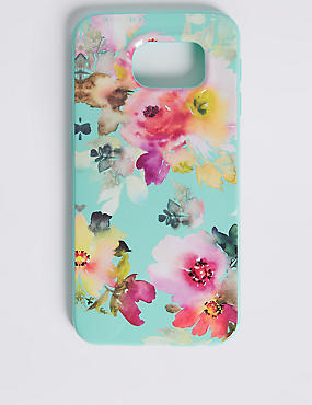 Samsung S6® Floral Print Phone Case