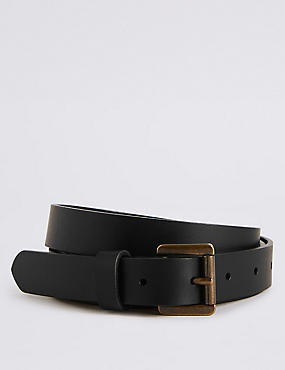 Leather Value Jeans Belt