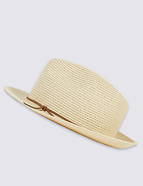 Trilby Summer Hat