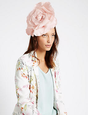 Statement Flower Fascinator