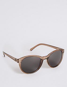 Preppy Cat Eye Sunglasses