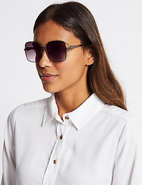 Refined Sunglasses, GREY MIX, catlanding