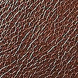 Leather Ring Detail Shoulder Bag, CHOCOLATE, swatch