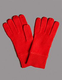 Pure Cashmere Gloves