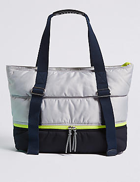 Active Shopper Bag with Stormwear™