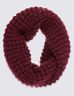 Twisted Snood Scarf