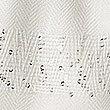 Sequin Scarf, CREAM, swatch