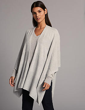 Pure Cashmere Stitch Wrap
