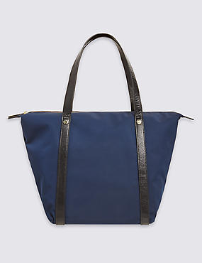 Strap Stud Tote Bag with Stormwear™