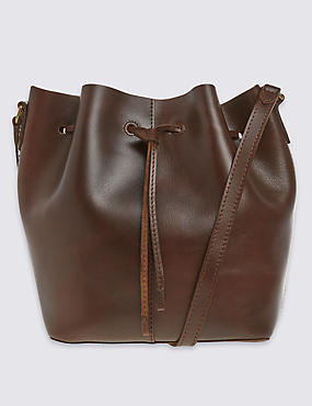 Leather Casual Duffle Bag
