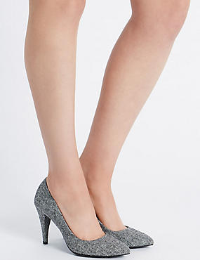 Stiletto Court Shoes