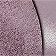 Leather Stiletto Heel Wrap Court Shoes, LILAC, swatch