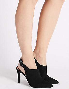 Stiletto Slingback Court Shoes