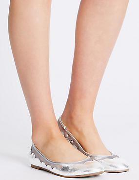 Slip-on Mesh Pump Shoes