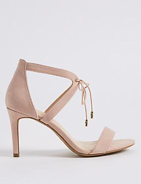 Extra Wide Fit Stiletto Heel Sandals, BLUSH, catlanding