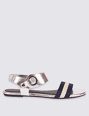 Ring Detail Sandals