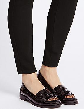 Tassel Loafers, , catlanding