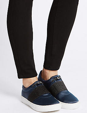 Toggle Slip-on Trainers
