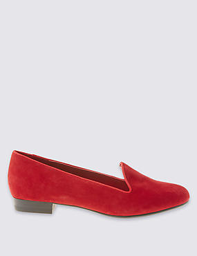 Suede Albert Pump Shoes