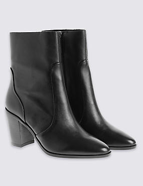 Long Ankle Boots Insolia®