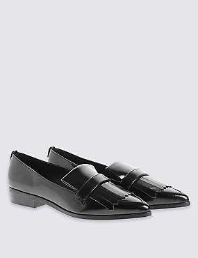 Fringe Point Loafer with Insolia Flex®